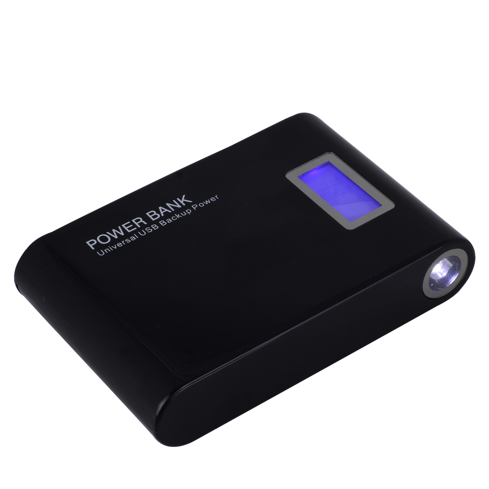 12000mah portable power bank rechargeable battery charger for cell phone travel ebay. Black Bedroom Furniture Sets. Home Design Ideas