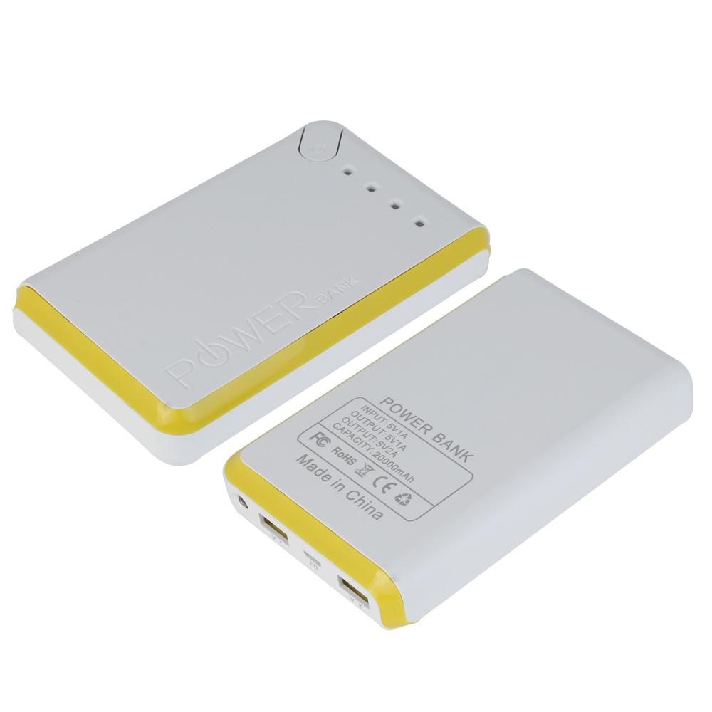 20000mah usb portable external battery charger power bank for samsung iphone ebay. Black Bedroom Furniture Sets. Home Design Ideas