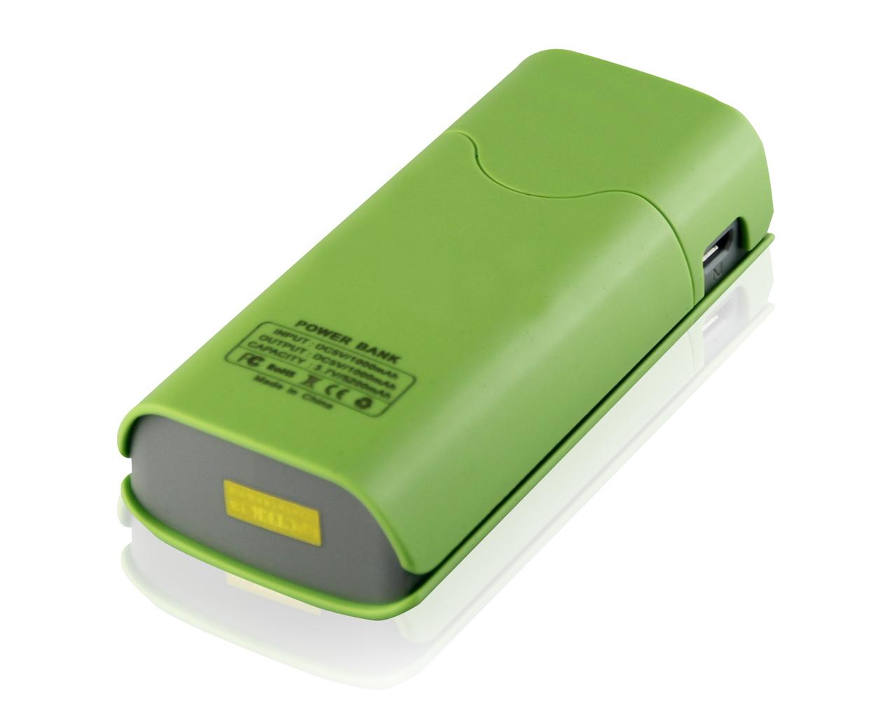 5200mah portable usb external power bank battery charger pack for mobile phone. Black Bedroom Furniture Sets. Home Design Ideas
