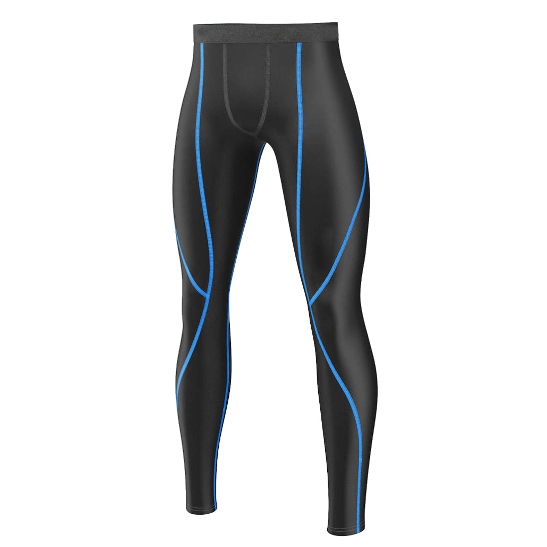 Running tights are amazing for colder night runs, especially if they have reflective strips on them. I personally chose to wear either base layer compression shorts or spandex briefs under mine, just to keep everything in place.