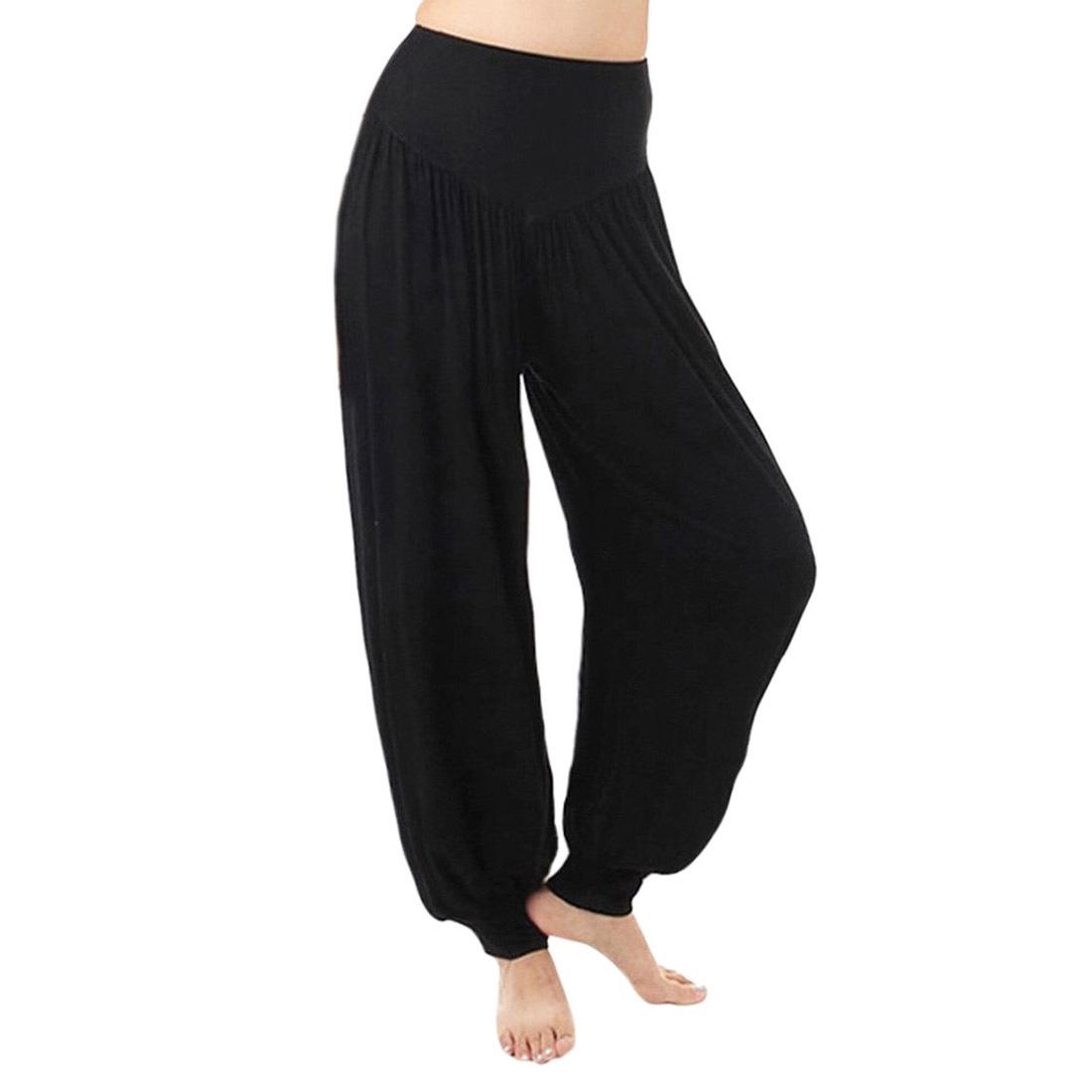 Model Womens Loose Fit Cargo Pants - Pi Pants