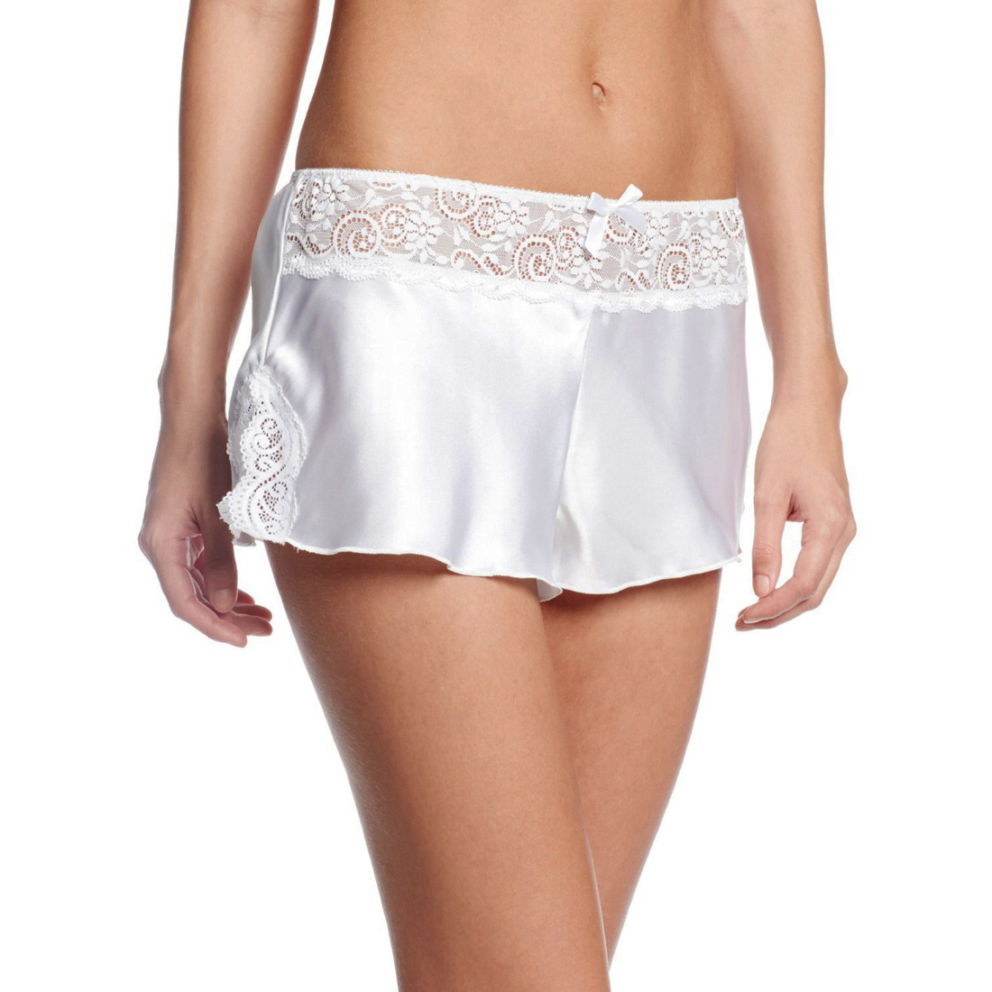 WOMEN SATIN SHORTS is rated out of 5 by Rated 5 out of 5 by missgrace from Staple Shorts These are true high-waisted shorts-perfect for petite women. The material is silky to the touch, and the elastic is convenient and form-fitting [as opposed to a button]/5(32).
