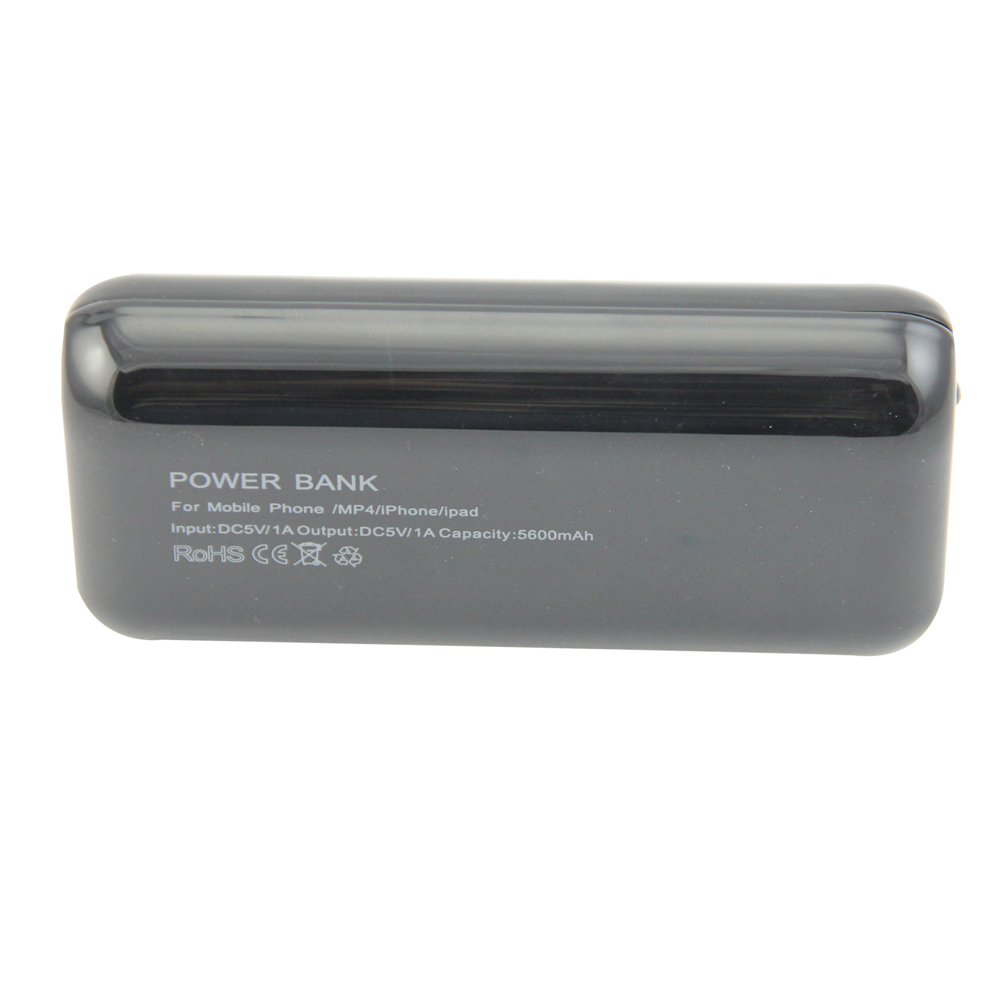 5600mAh Portable External Backup Battery USB Charger Power ...