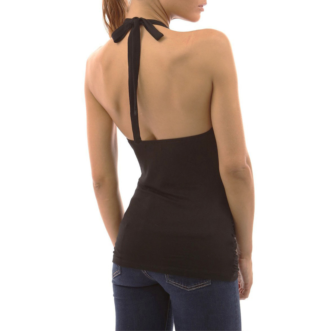 Whether you're shopping for cute little tops, cold shoulder and off-the-shoulder tops, devastatingly sexy women's blouses, sweaters for all seasons or alluring tanks, bustiers and halters, bebe has the best selection of sexy tops and shirts to complete your wardrobe and make outfit after outfit look amazing.