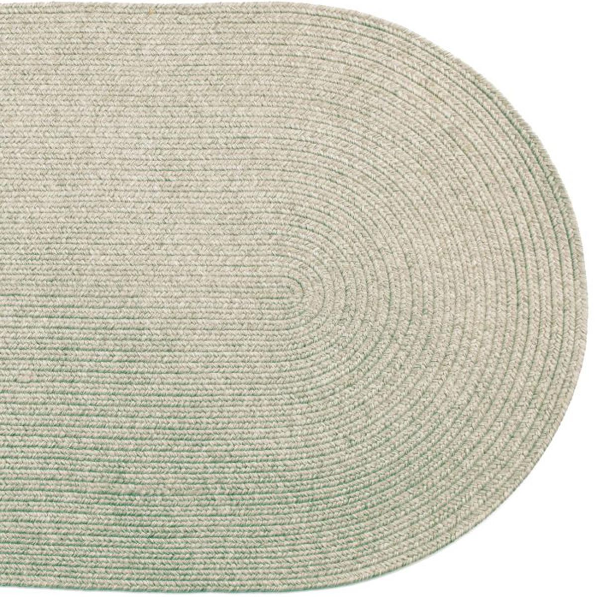 Solid Braided Area Rugs Indoor Outdoor Oval Rectangle : eBay
