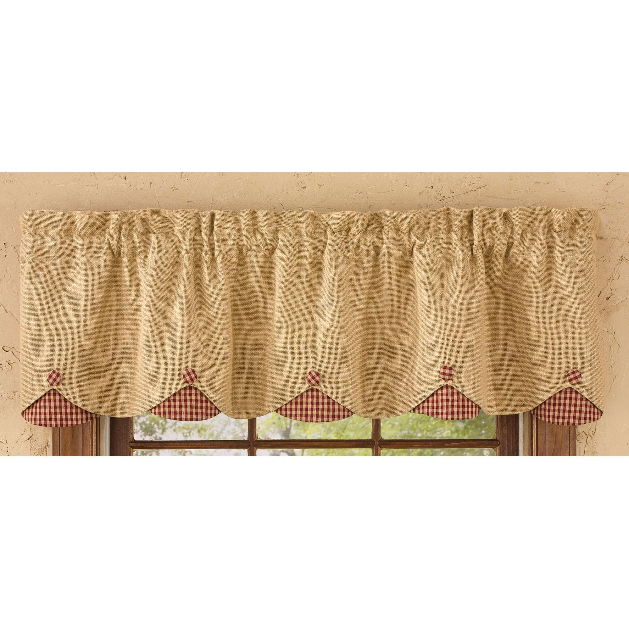 Designer drapes curtains