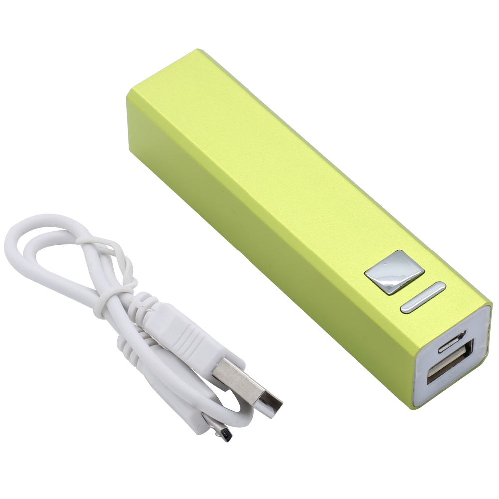 2600mah portable power bank battery charger for iphone for Iphone x portable charger