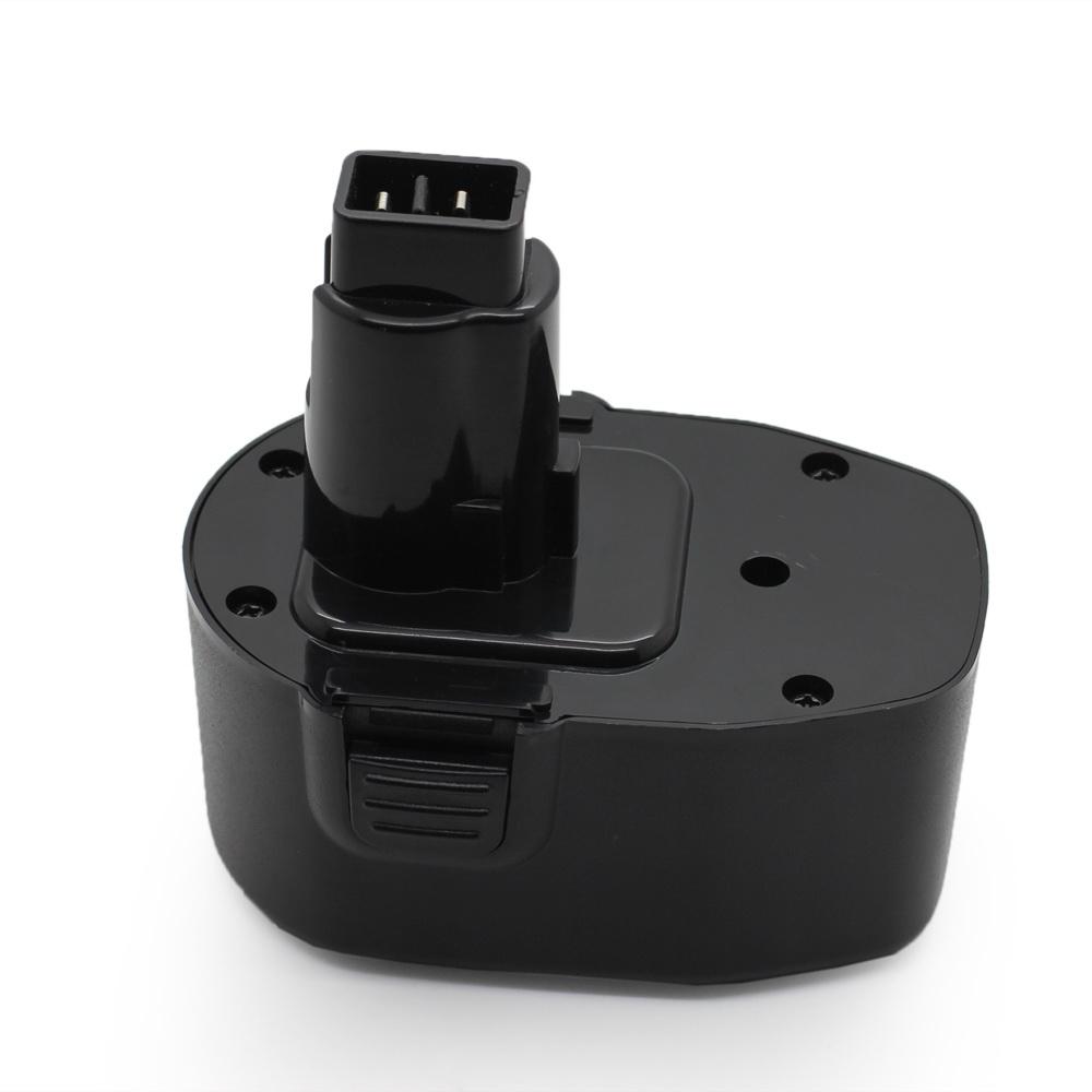 4 Pcs Ni Mh Rechargeable Battery For Dewalt Dc9091 Dw937k
