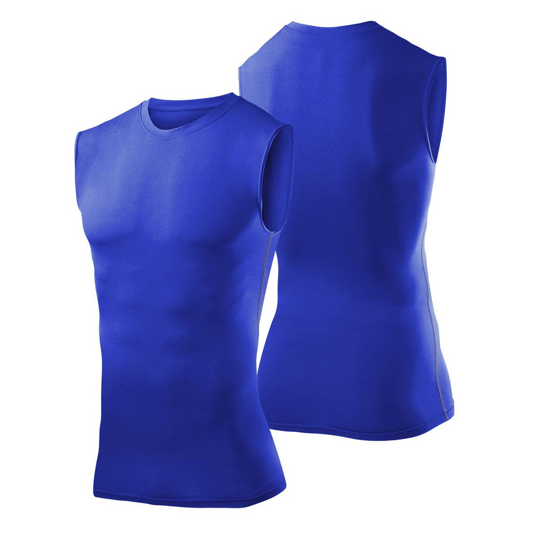 Uk Mens Compression Vest Top Shirts Shorts Long Pants
