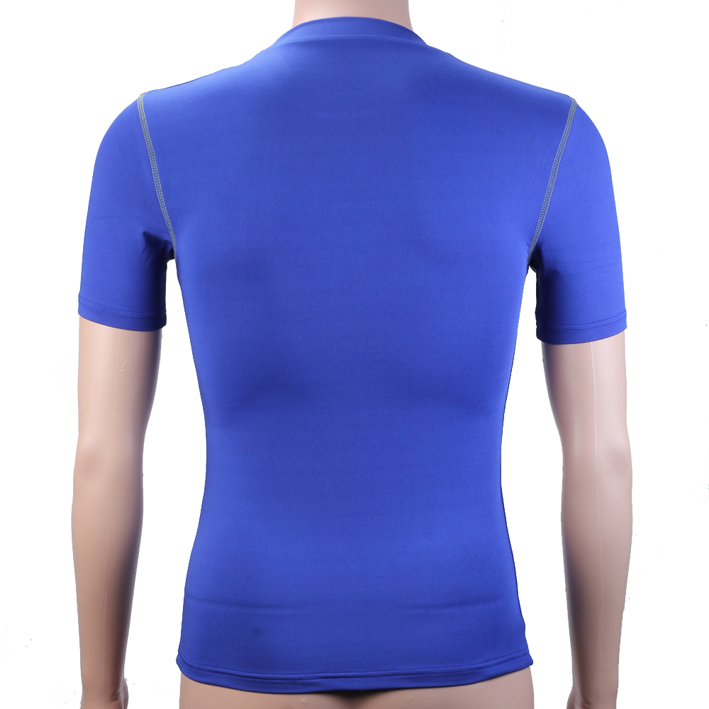 Mens Pro Sports Body Armour Base Layer Short Sleeve
