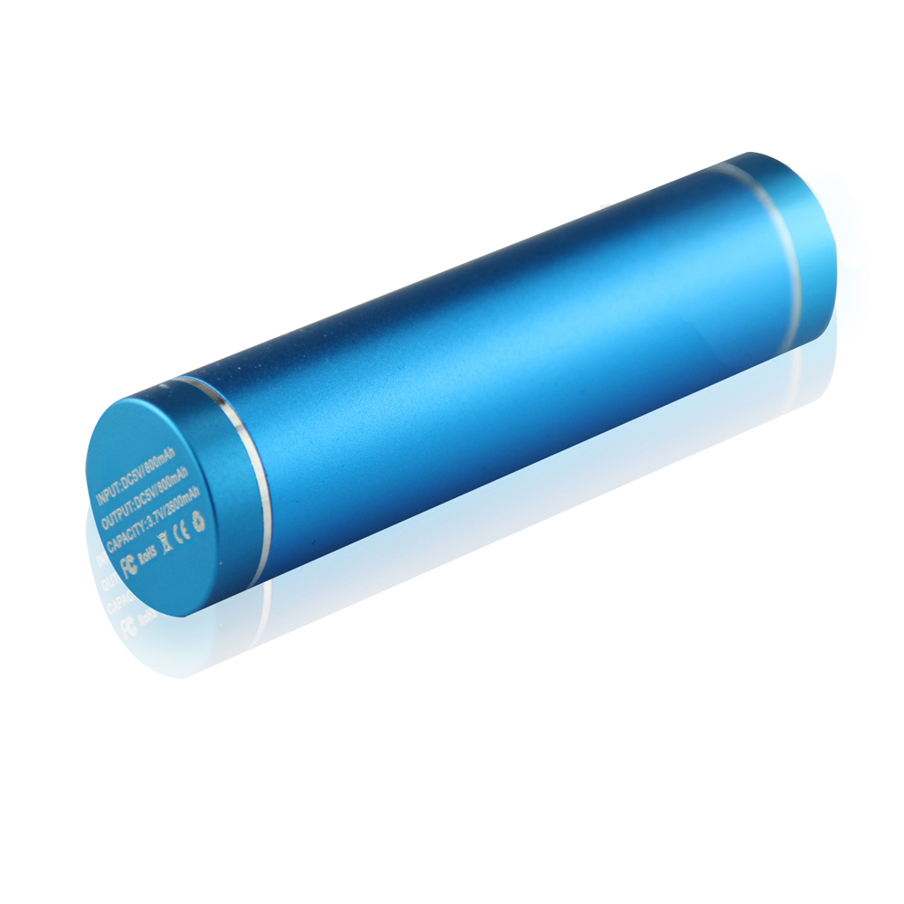 portable 2600mah usb power bank external battery for iphone samsung cell phone ebay. Black Bedroom Furniture Sets. Home Design Ideas