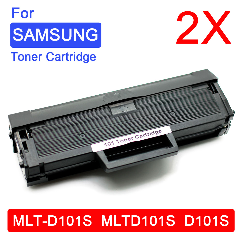 2PK High Yield TONER MLT-D101S MLTD101 for SAMSUNG ML2160 ...