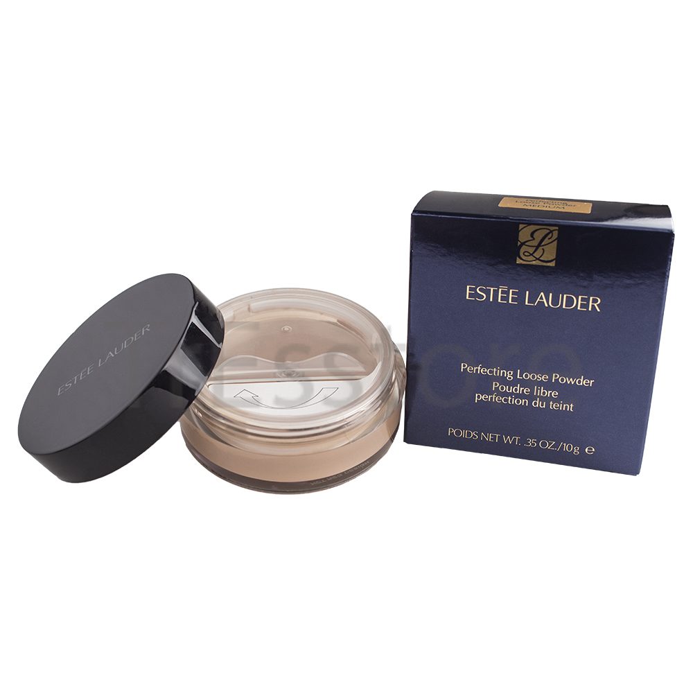 estee lauder perfecting loose powder ebay. Black Bedroom Furniture Sets. Home Design Ideas