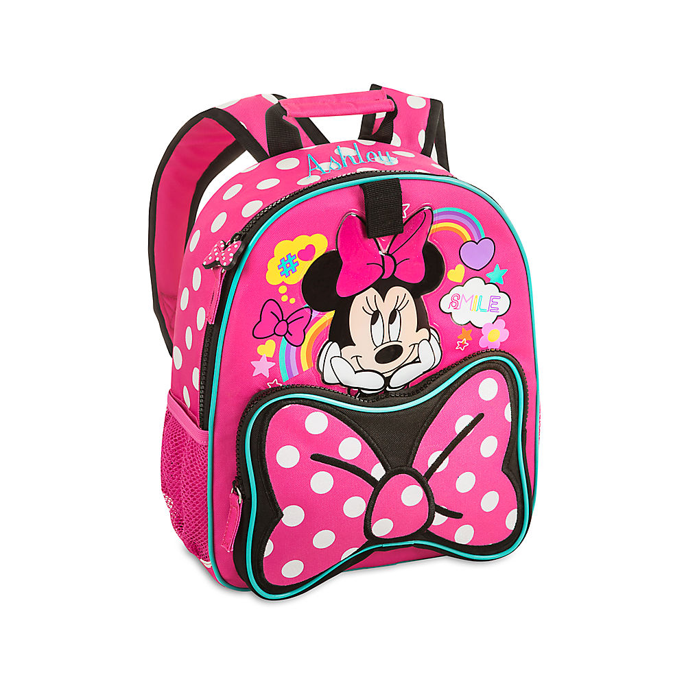 Disney Minnie Mouse School Trolley Bag- Fenix Toulouse Handball 7c19b03631549