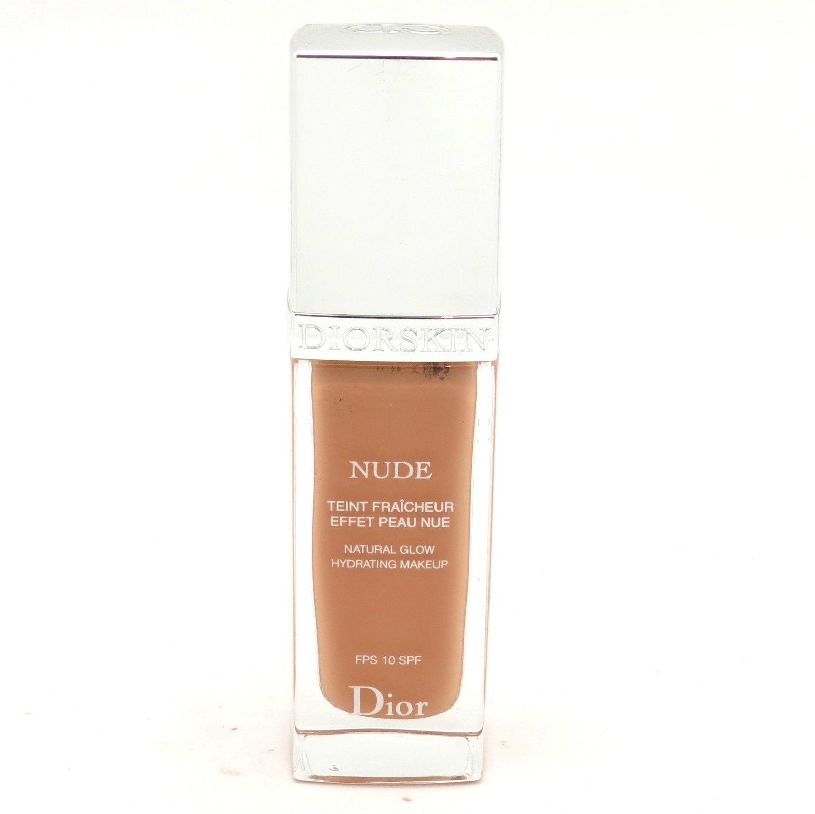 Christian Dior, Diorskin Nude 040 Miel 30 ml Con SPF 15