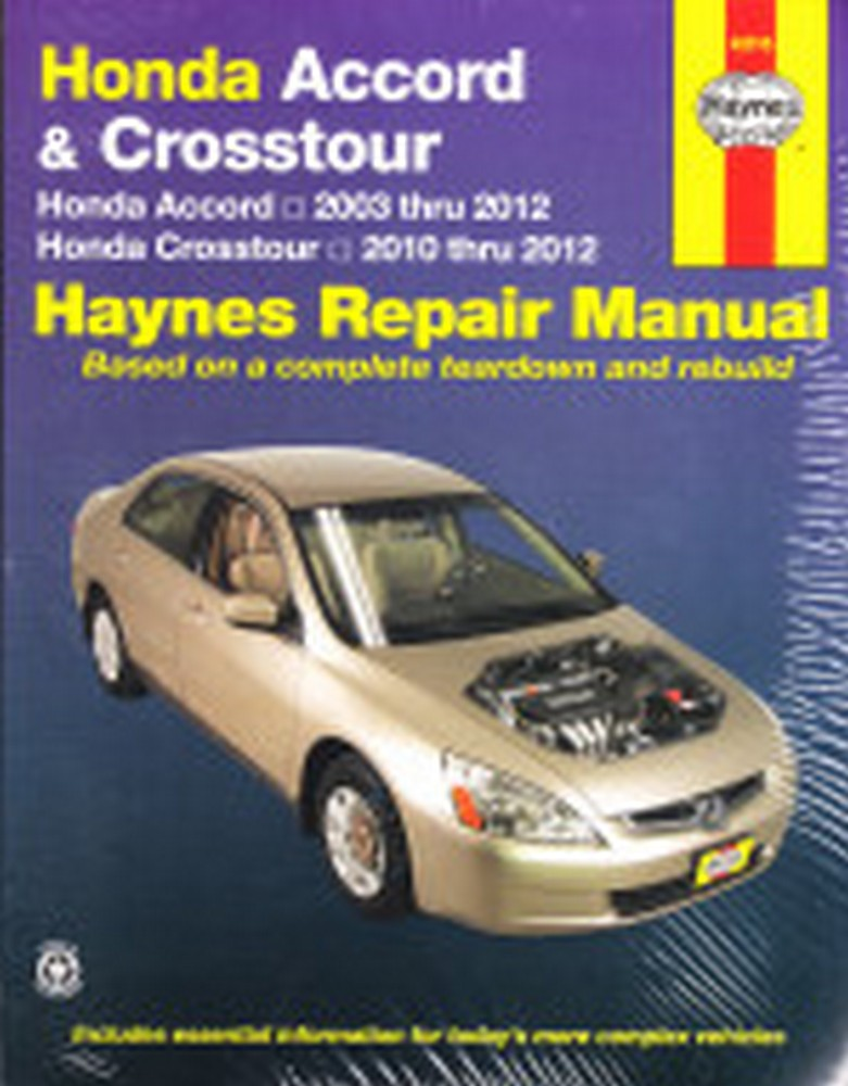 2002 honda accord repair manual pdf