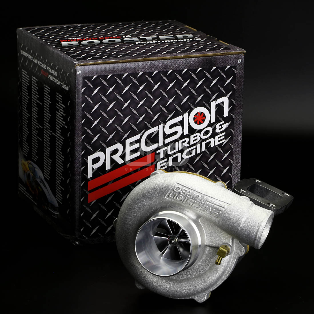 Ar Precision Turbo Vicenza: PRECISION PT5831 E MFS T3 TURBINE A/R.63 TURBO CHARGER 4
