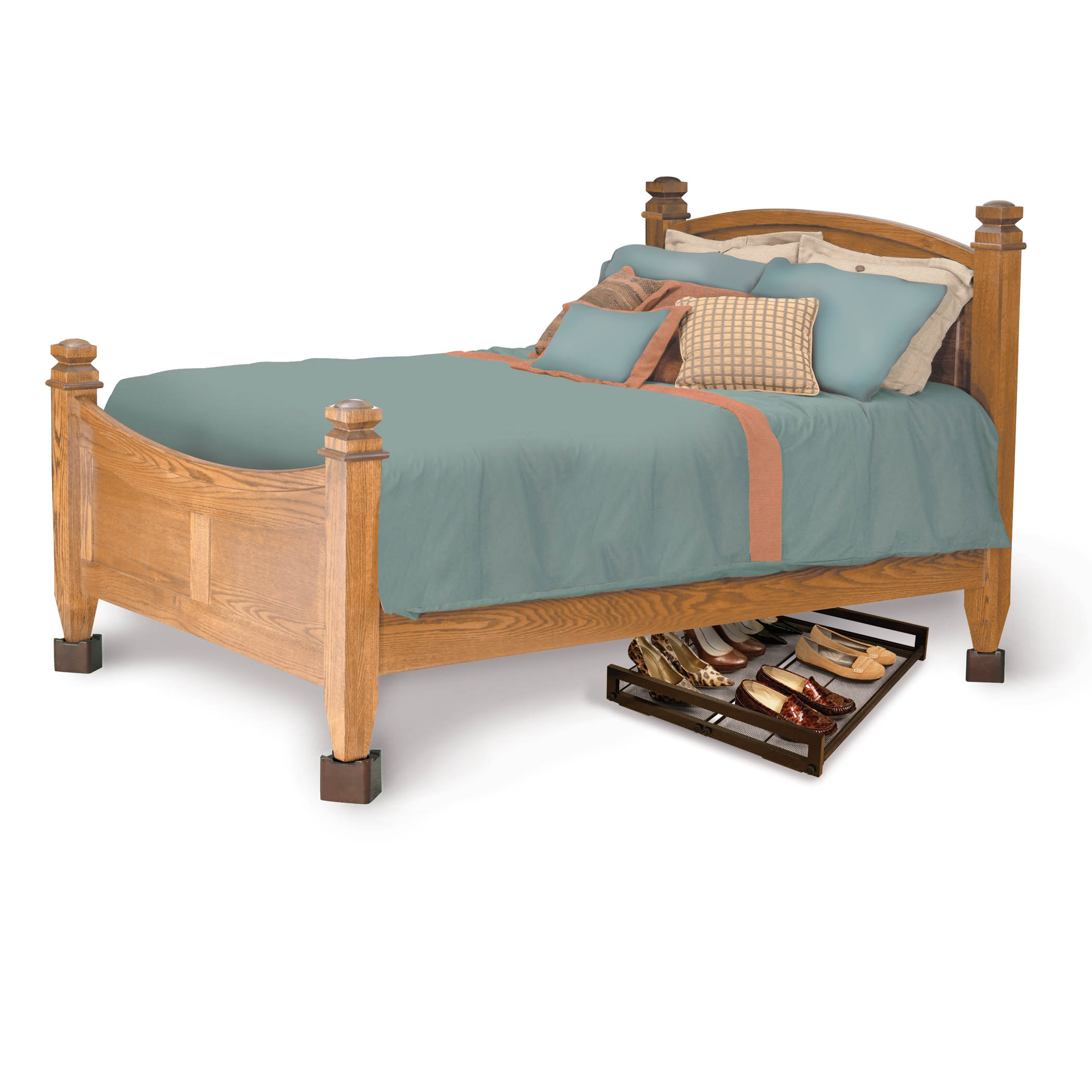 Wooden Bed Risers ~ Walterdrake wooden bed risers ebay