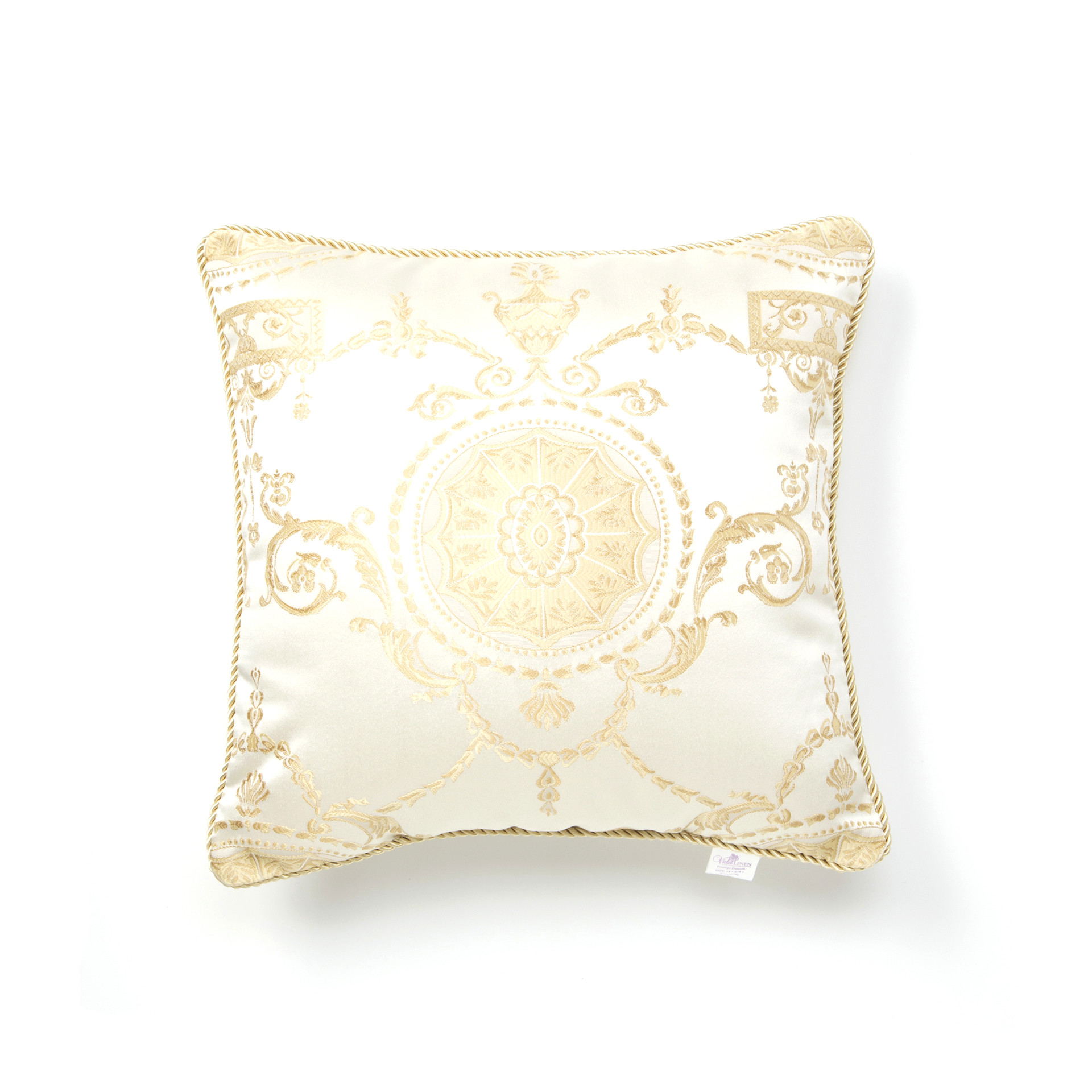 Throw Pillows Damask : Prestige Damask 18