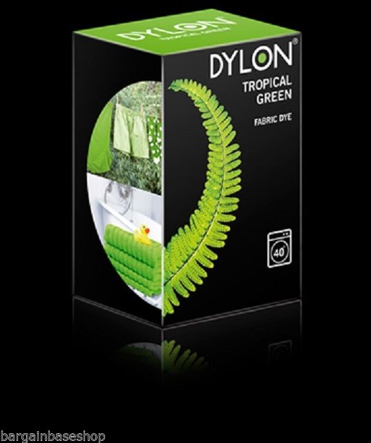 Dylon Machine Dye 200g - Various Colours - FREE P&P - CHEAPEST AROUND!
