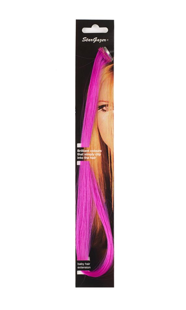 Stargazer Baby Hair Extension Synthetic Clip On Streak Various