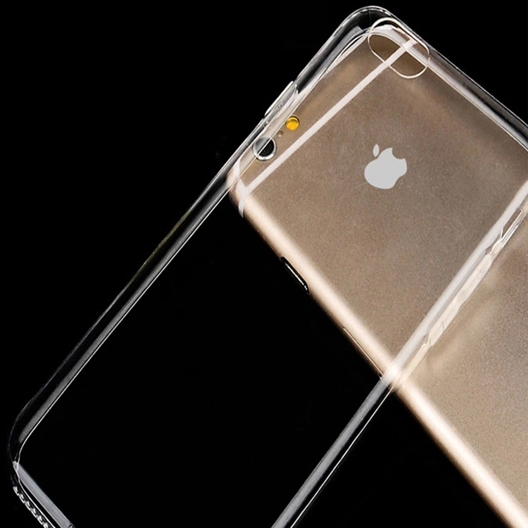 Granite Marble Texture Print Transparent Soft Phone Case for iPhone 5 5S 6 6Plus