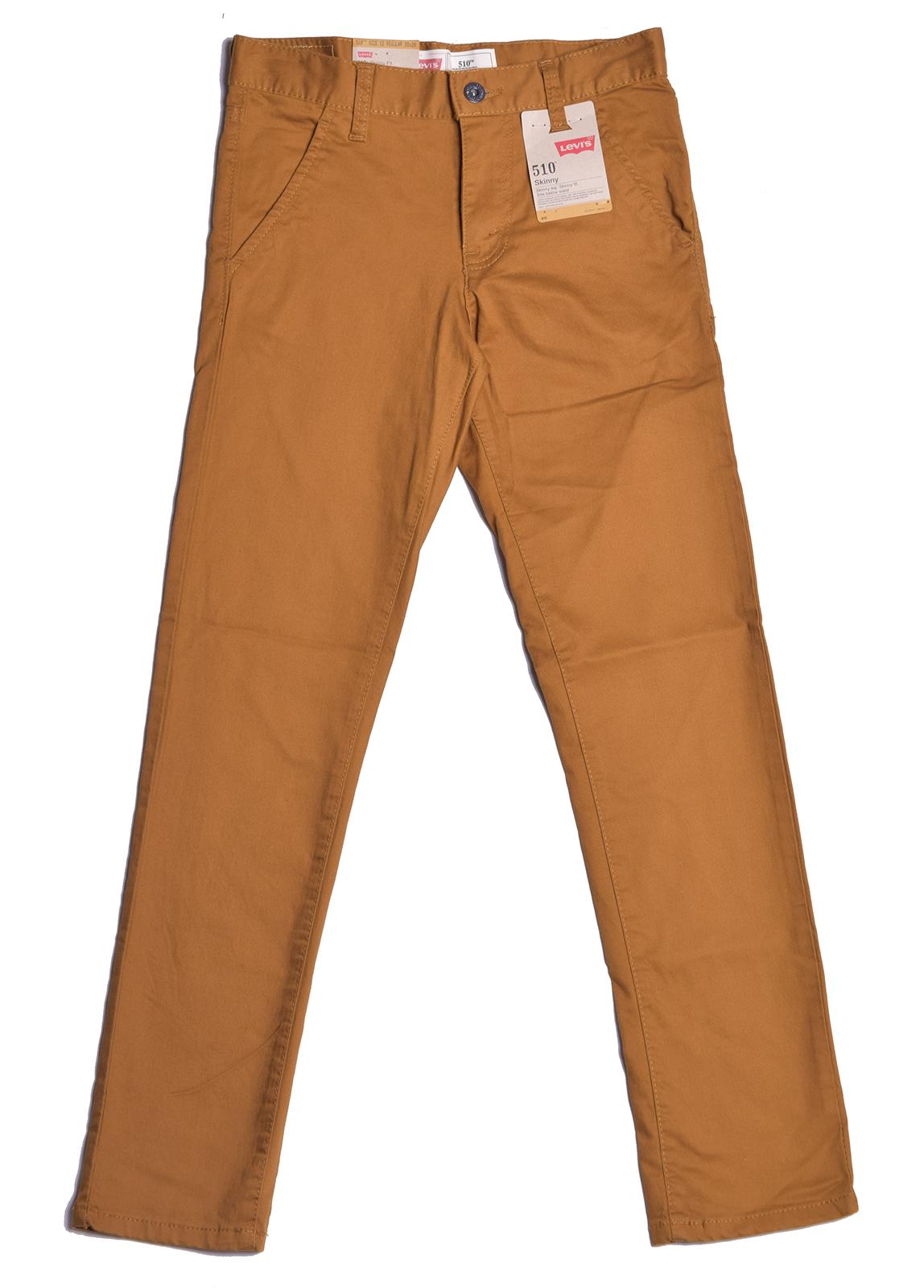Levis Boyu0026#39;s 510 Skinny Fit Pants Jeans | eBay