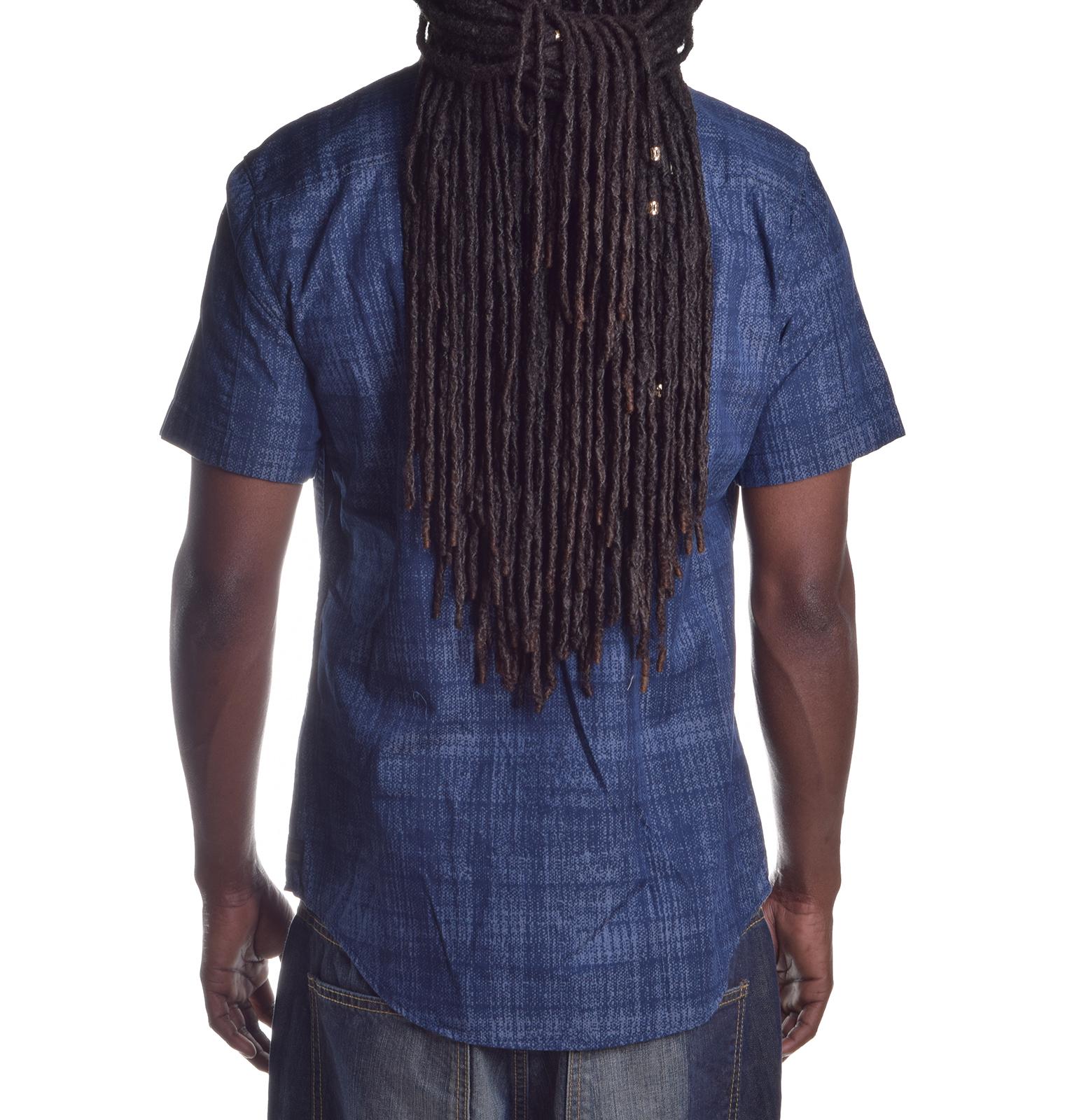 Calvin Klein Men 39 S Casual Short Sleeve Button Up Shirt Ebay