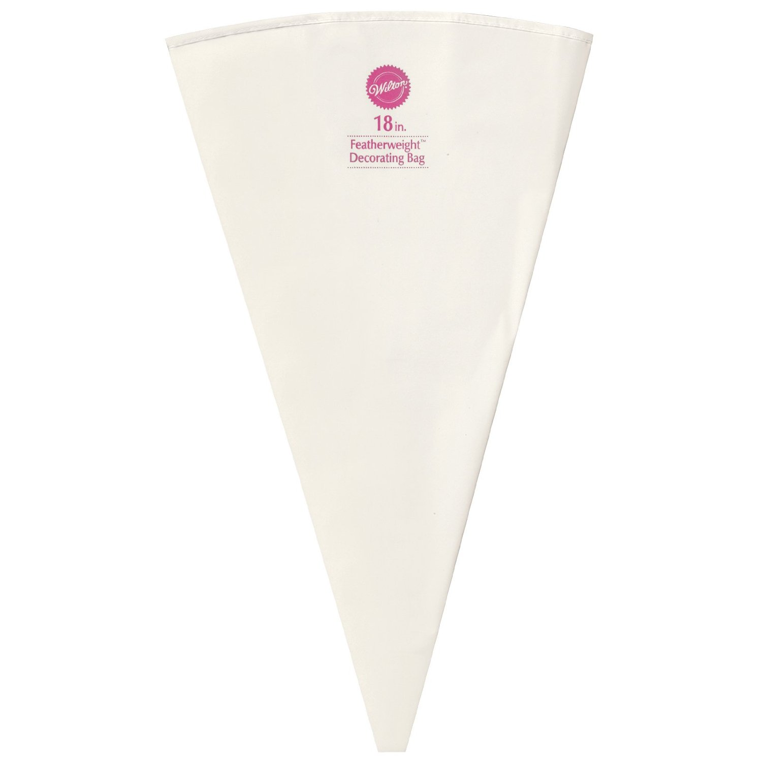Wilton Cake Decorating Icing Bags : Wilton Icing Piping Bag Featherweight Reusable Cake ...