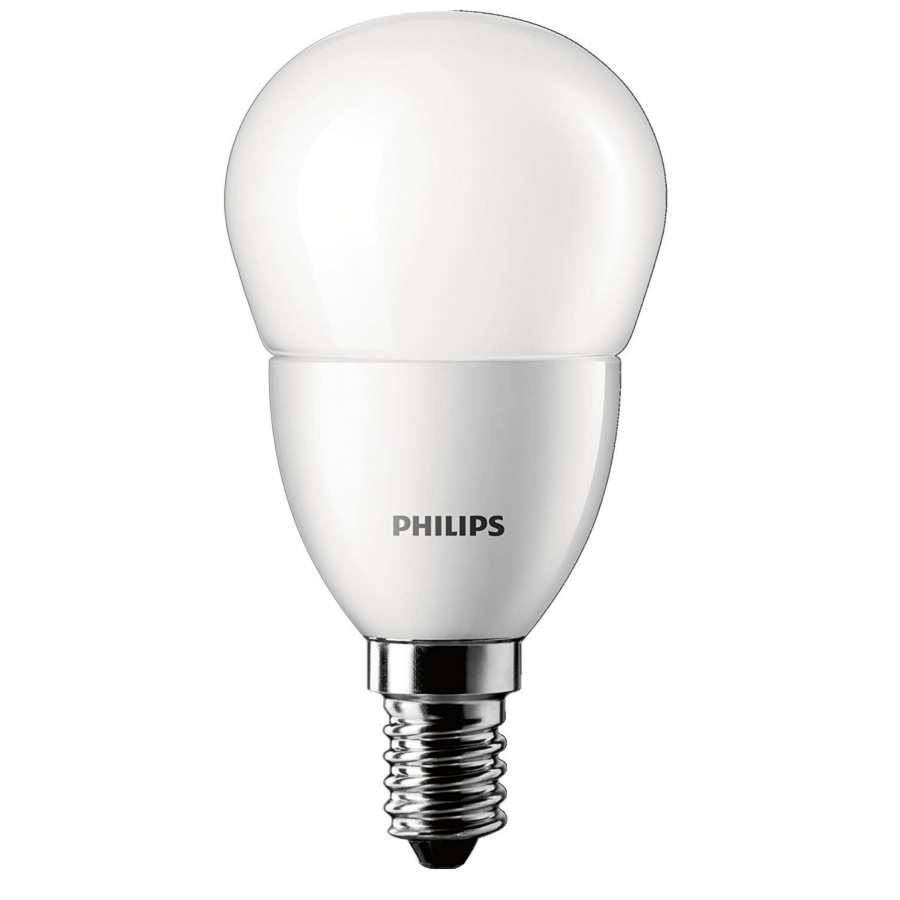 philips led luster house light bulb lamp e14 3 w warm white energy class a ebay. Black Bedroom Furniture Sets. Home Design Ideas