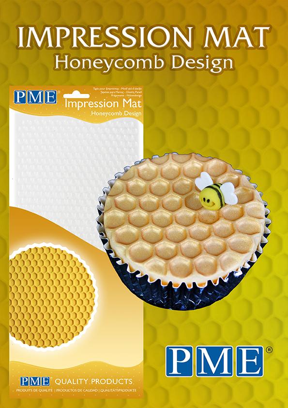 Pme icing fondant impression imprint mat sugarcraft candy - Impression gateau ...