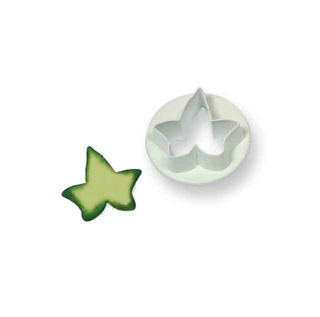 PME IVY LEAF Plastic Icing Cut Out Cutter for Sugarpaste ...