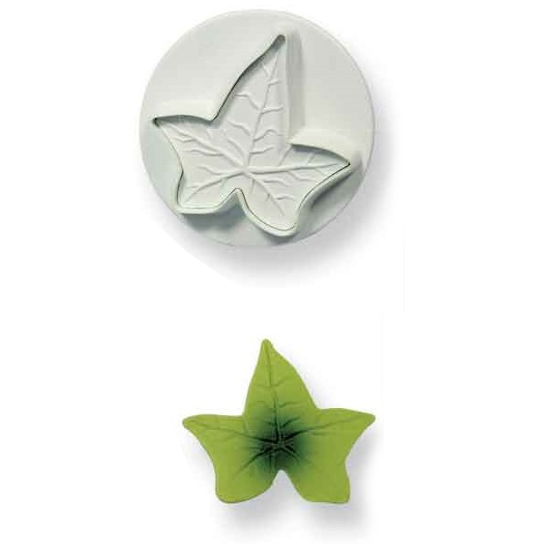 PME VEINED IVY LEAF Plunger Cutter for Cake Icing ...