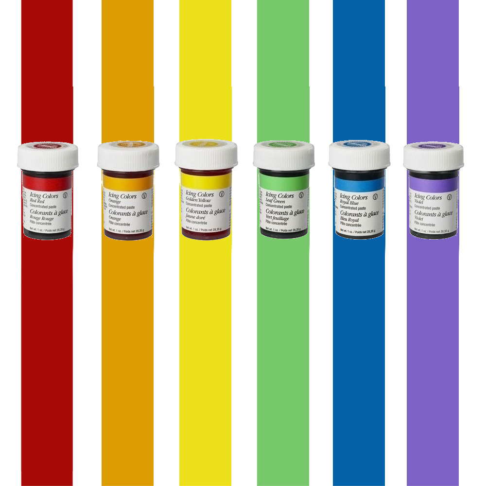 Wilton Gel Food Coloring Chart Choice Image - Free Any Chart Examples