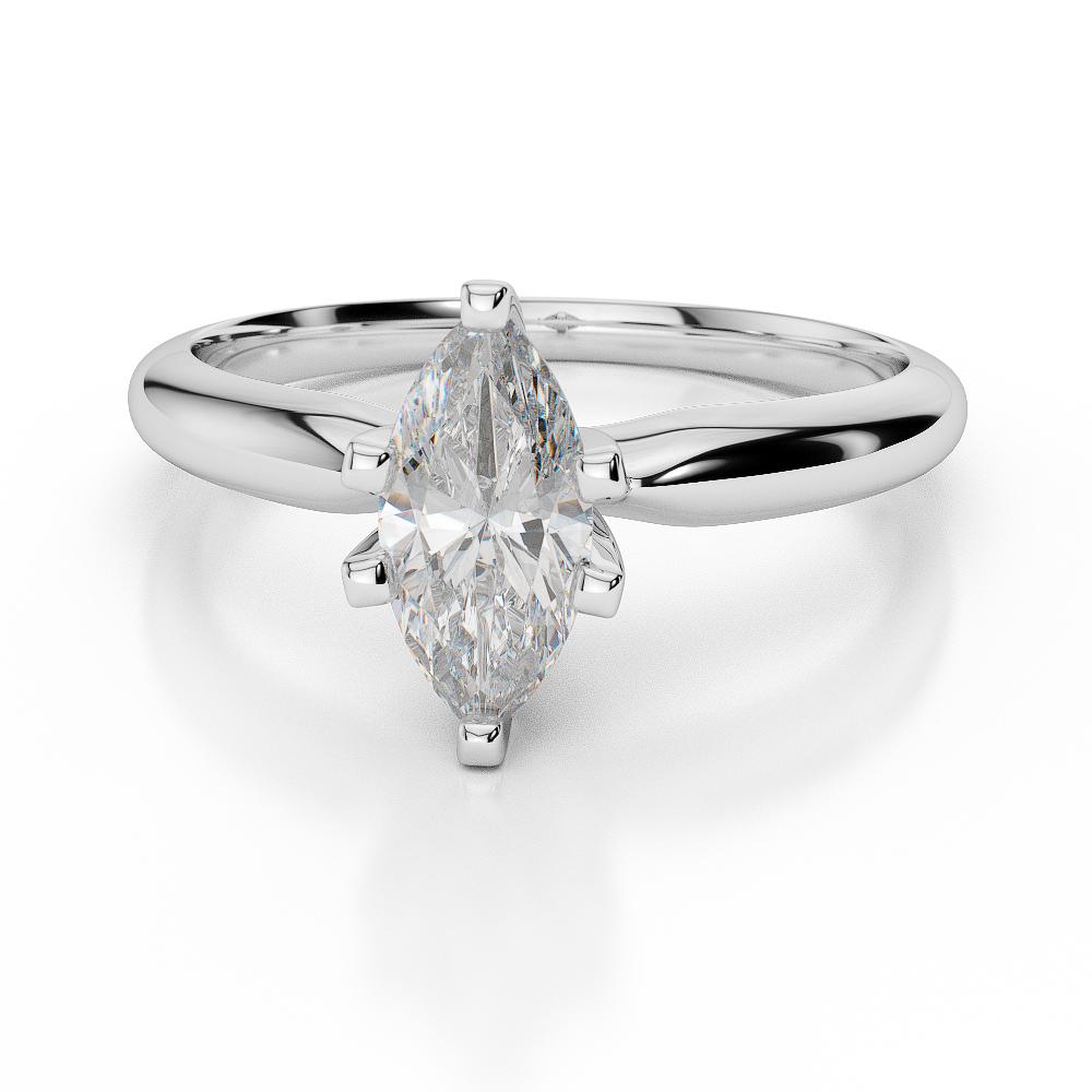ct diamond marquise ring wedding modern 18 kt white. Black Bedroom Furniture Sets. Home Design Ideas