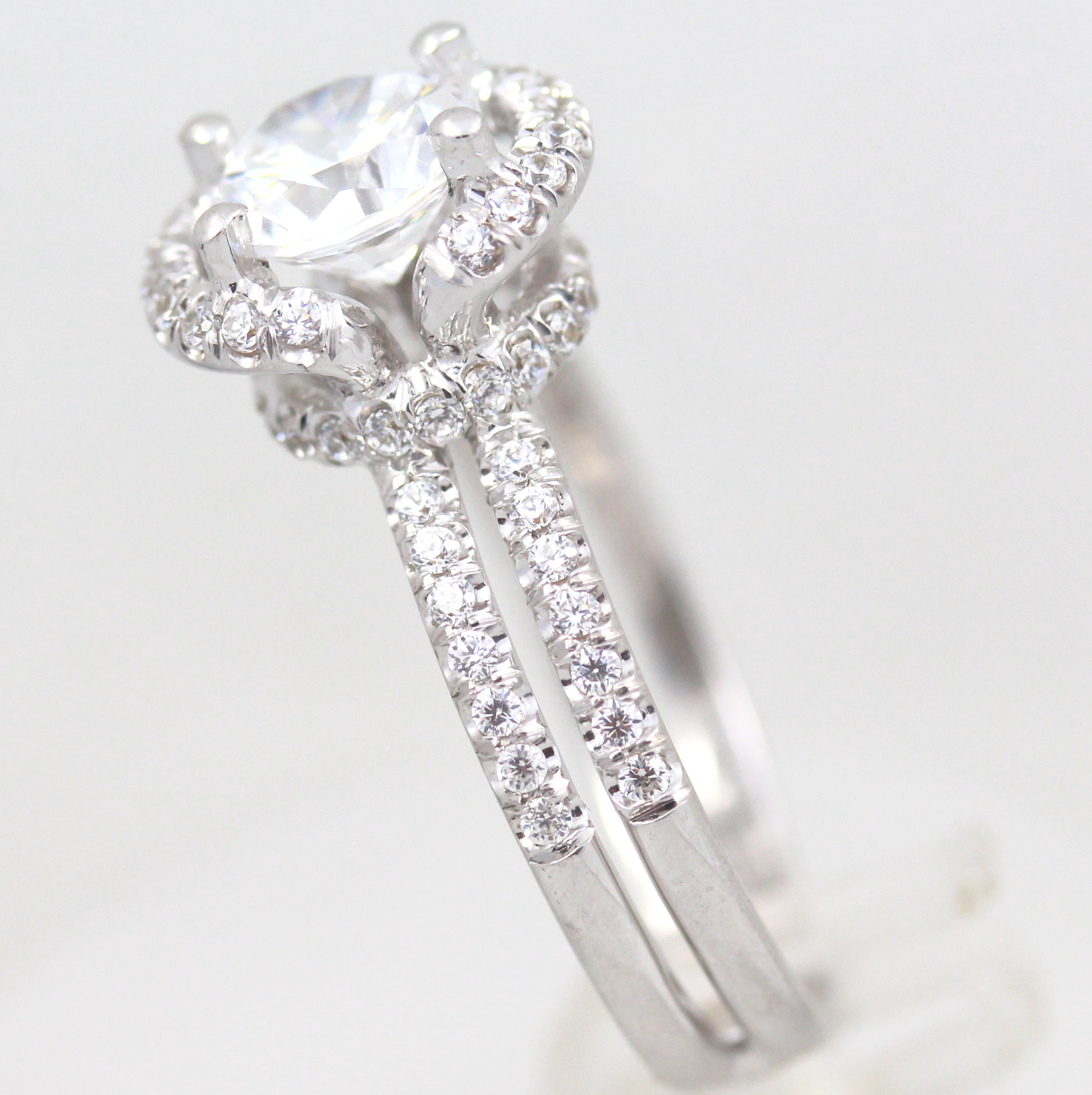 moissanite engagement carat twig of forever or diamond ring hand on e elegant oval supernova
