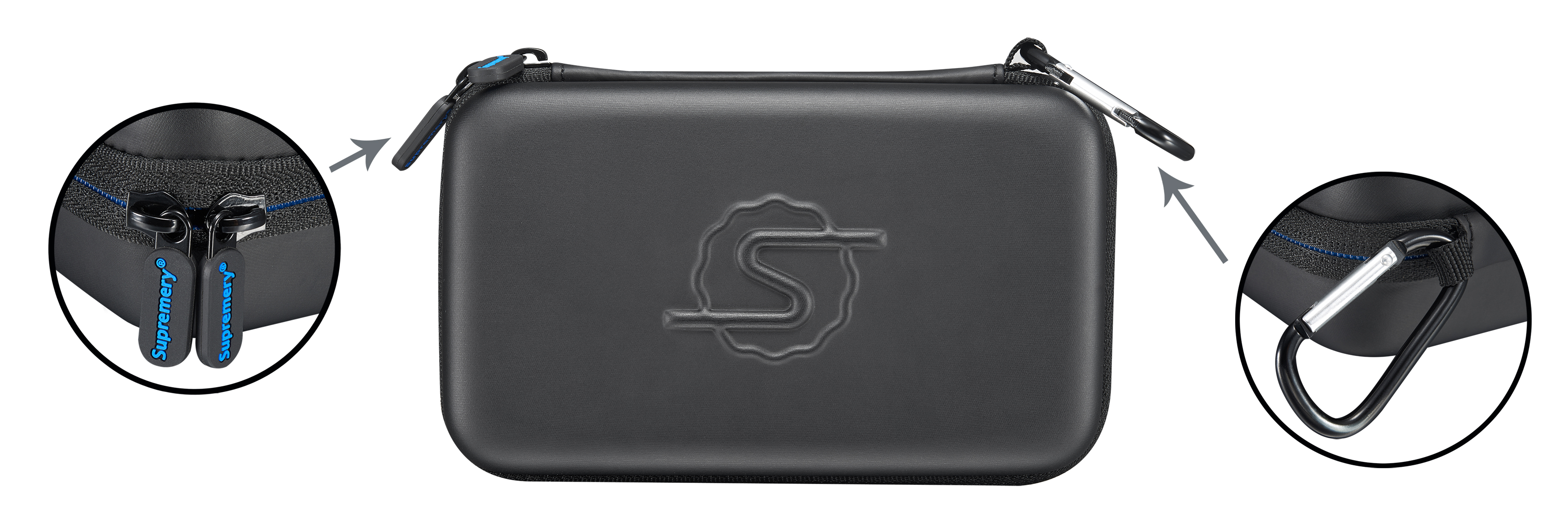 Supremery case f r new nintendo 3ds xl 3ds new 3ds ll for Housse 3ds xl