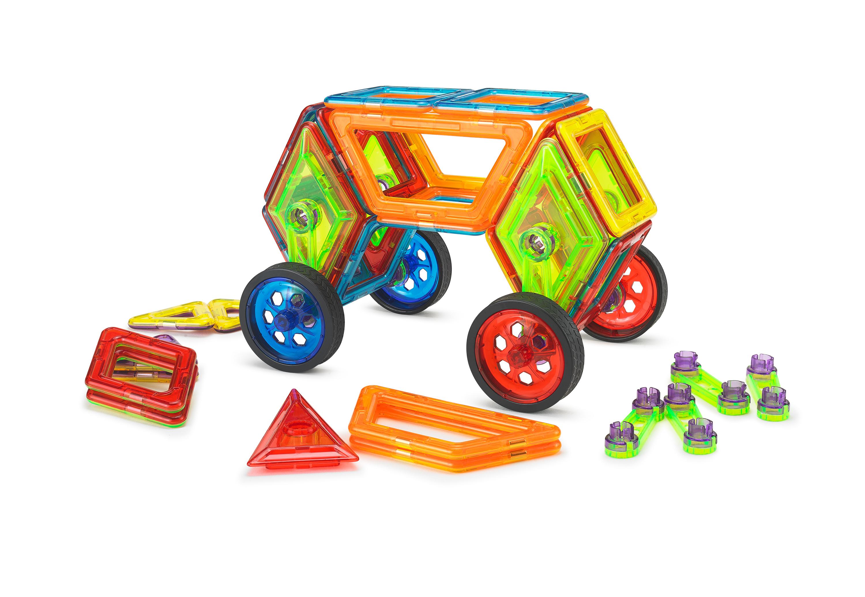 Supremery magnetische bauklötze bausteine spielzeug set