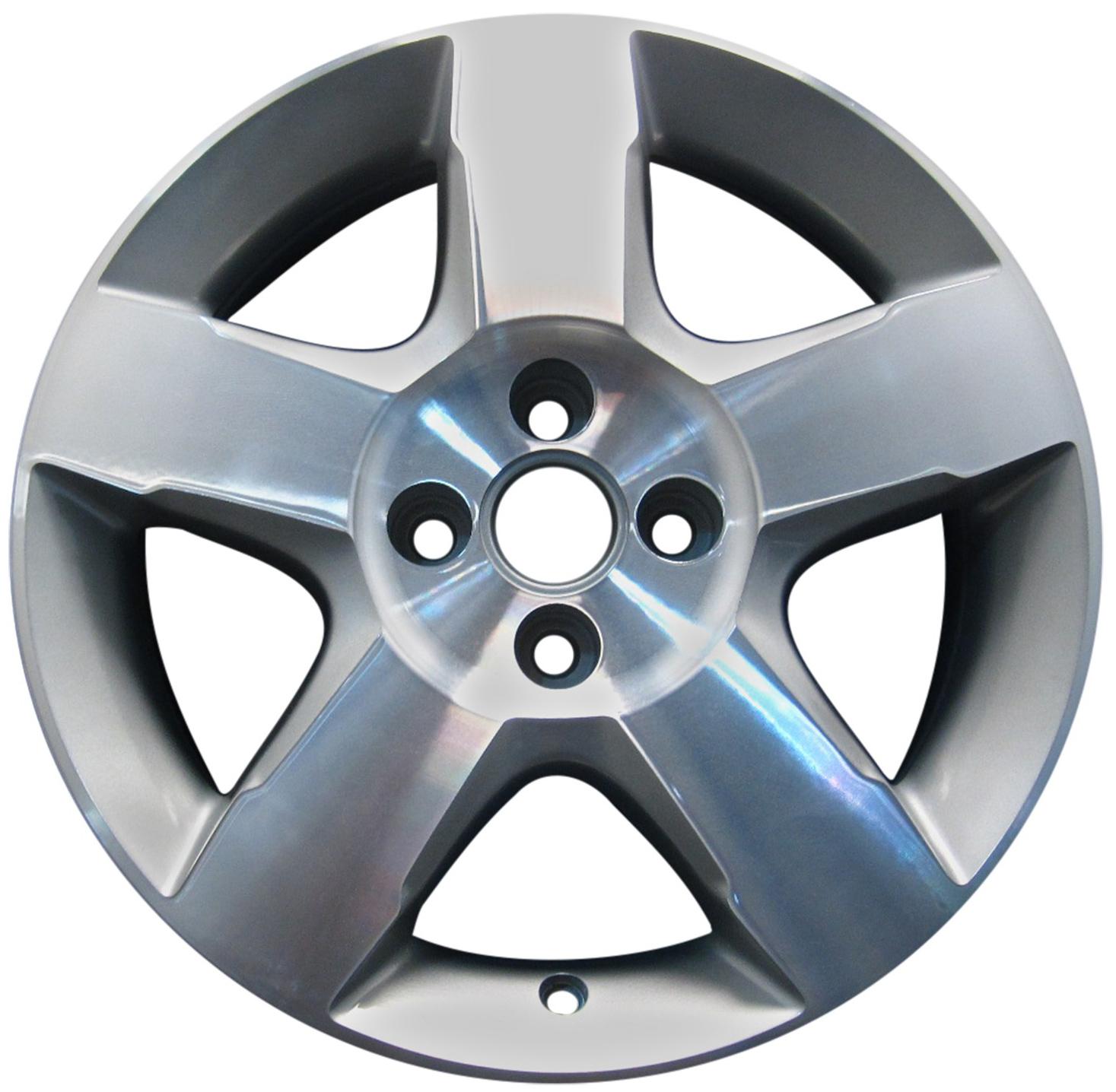 07044 chevrolet cobalt 2005 2010 16 inch new compatible wheel rim. Black Bedroom Furniture Sets. Home Design Ideas
