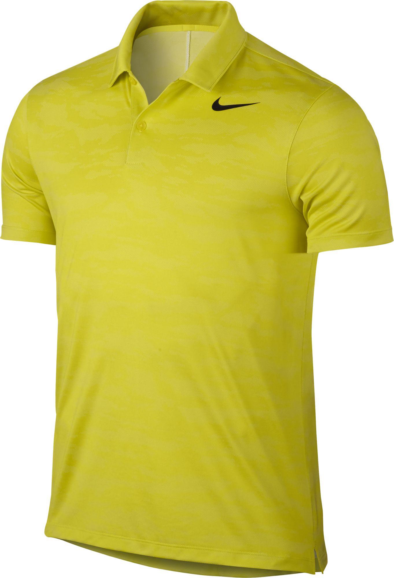 2017 Nike Icon Jacquard Polo Golf Shirt Mens 885708 Ebay