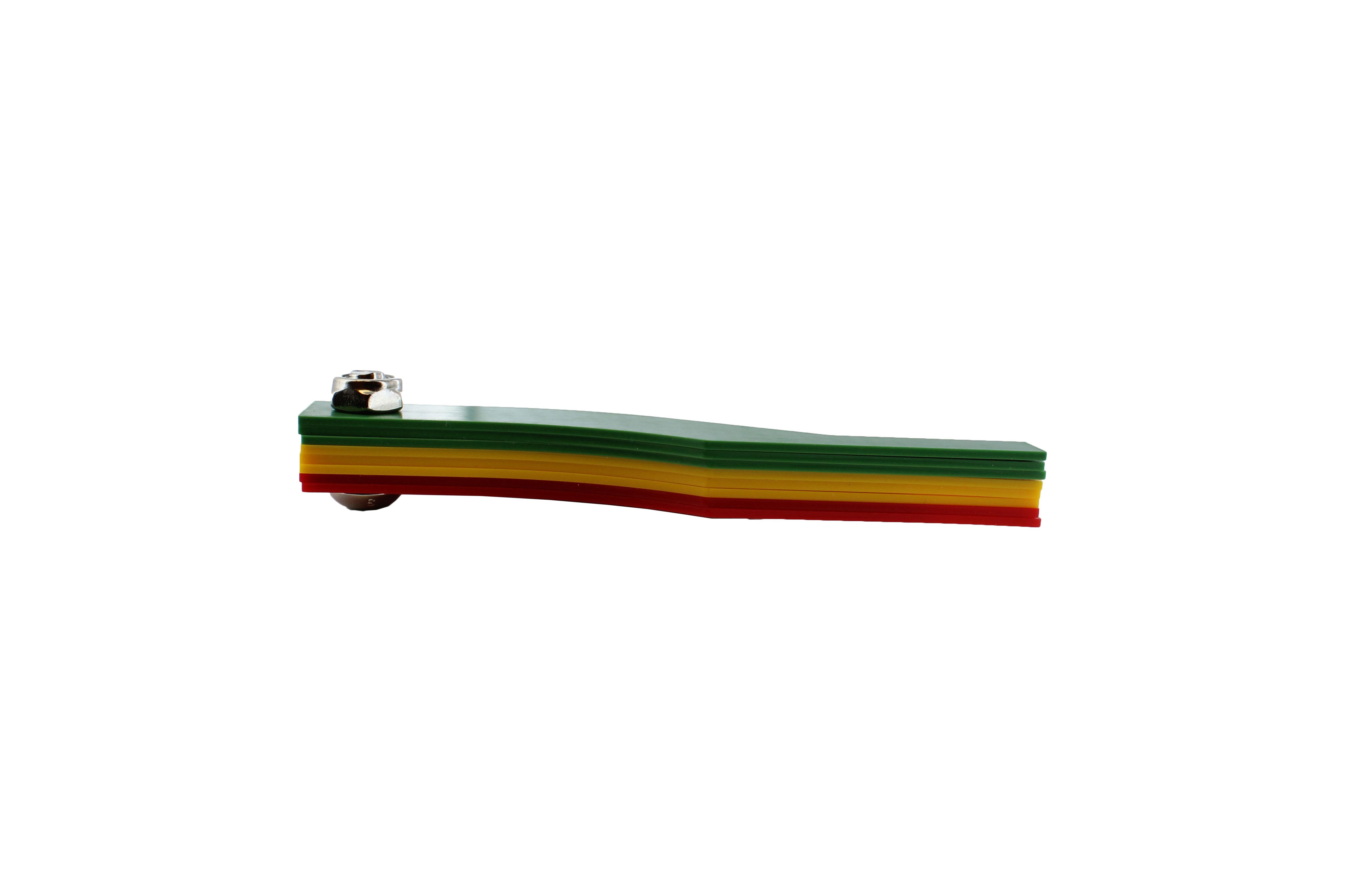 Brake Lining Measurements : Abn brake lining thickness sae metric gauge piece tool