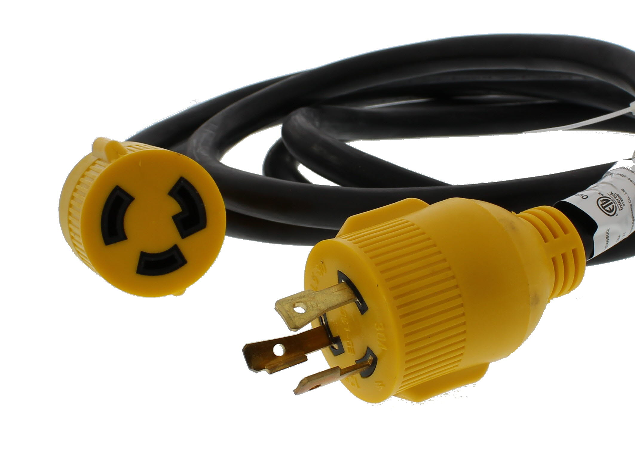 3 Prong Generator Cord : Abn amp stw volt prong generator industrial