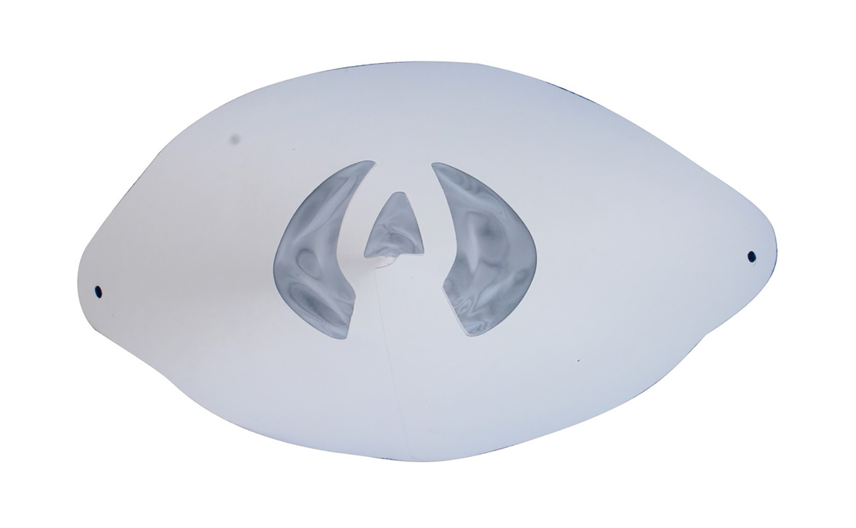 ABN Strainer Cone Funnel with Filter Top 190 Micron Fine Nylon Mesh