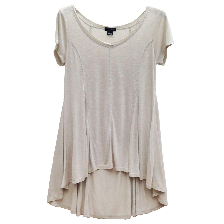 rxb s sleeve fashion tunic top blouse