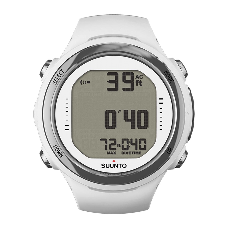Suunto d4i novo wrist dive computer watch ebay for Dive computer wrist