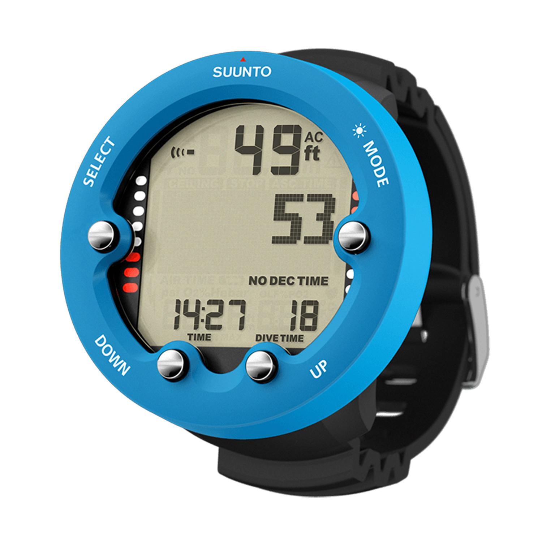 Suunto zoop novo wrist dive computer watch ebay for Dive computer wrist