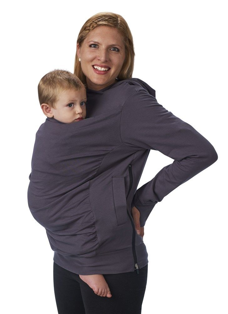 boba baby carrier cover gray hoodie from authorized - Carrier Cover