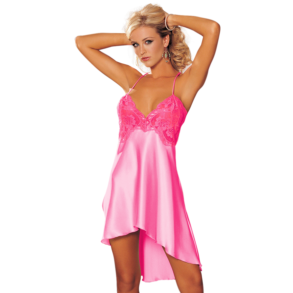 Lingerie Gowns and Robes – Fashion design images