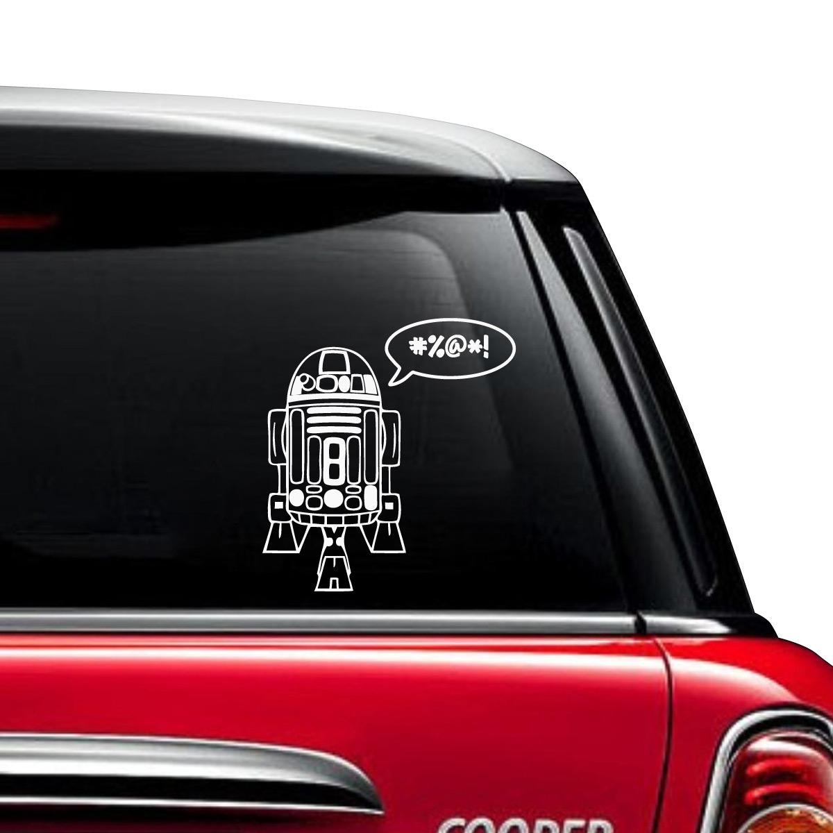 Star Wars Car Decals The Decal Guru - Star wars family car decals