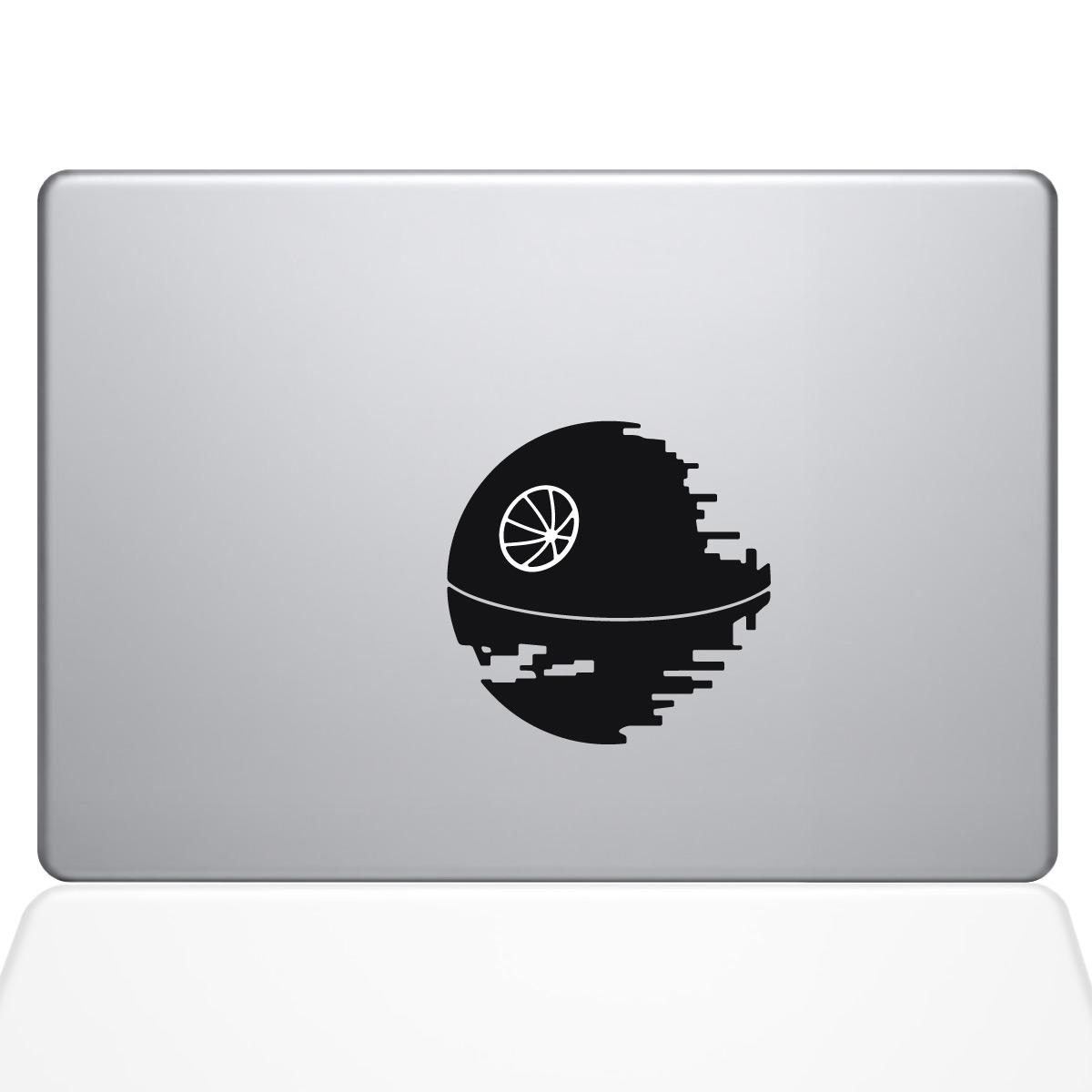 Death Star Macbook Decal The Decal Guru - Vinyl decals for macbook
